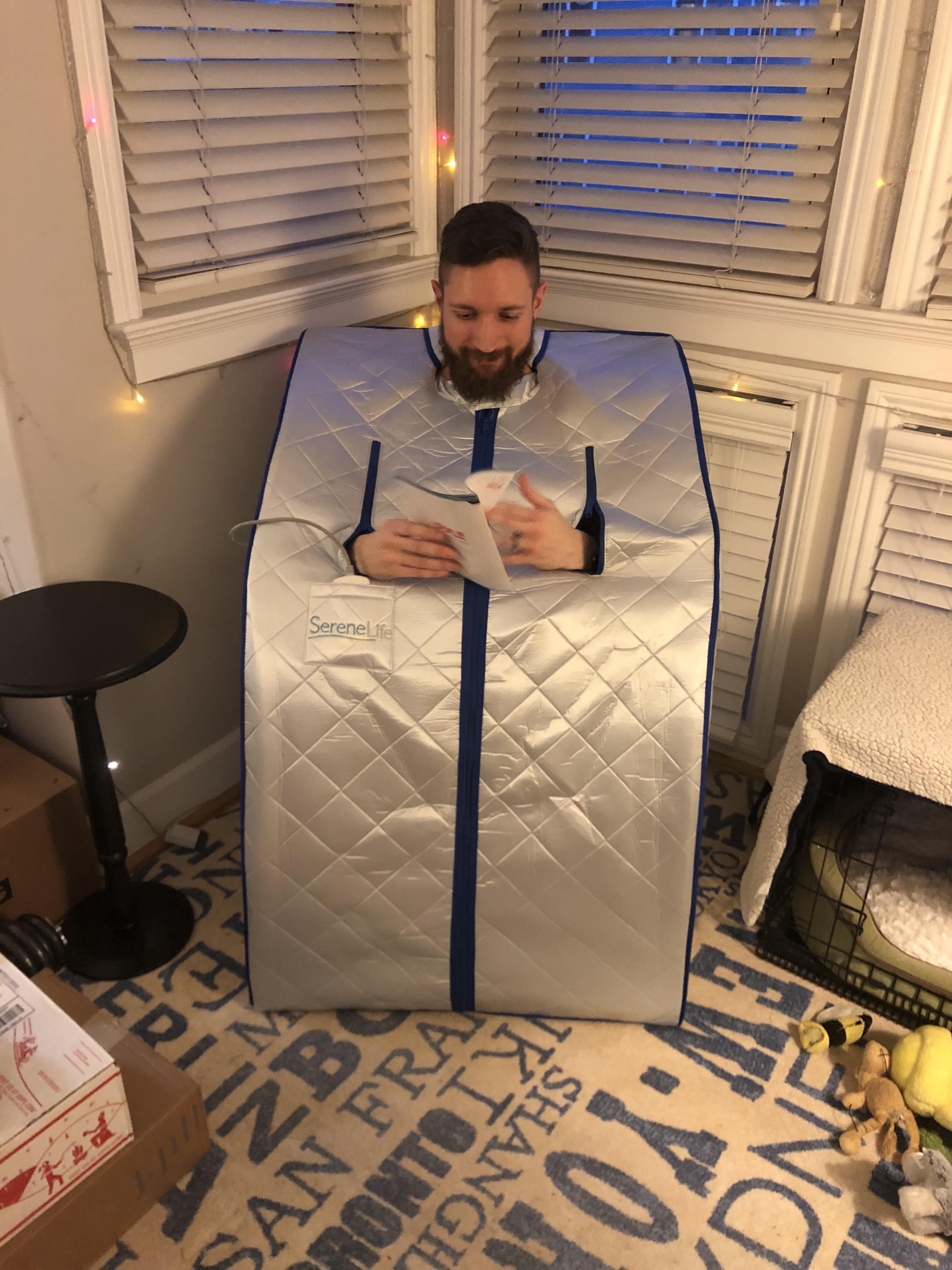 Chris IR sauna.JPG